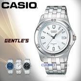 CASIO 卡西歐 手錶專賣店 MTP-1213A-7A 男錶 不鏽鋼錶帶 防水 日期顯示