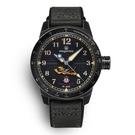 飛虎隊限量機械腕錶-黑