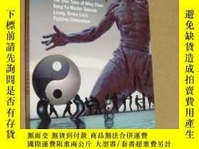 二手書博民逛書店WING罕見CHUN WARRIOR:The True Tales of Wing Chun Kung Fu Ma