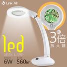 ★SMD-LED白光照明,低溫省電 ★光學白玻璃鏡片,高透光無色差★附鏡面保護蓋,可避免刮傷入塵