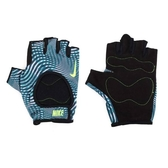 Nike Fit Training Gloves [NLGB0046LG] 女 重量 健身 訓練 手套 黑藍