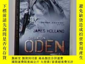 二手書博民逛書店瑞典語原版罕見Operation Oden (Pocket) a