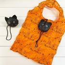 橘魔法限量黑色魔法貓咪環保收納購物袋 萬聖節 環保袋 男童 女童 童裝 兒童 橘魔法 現貨