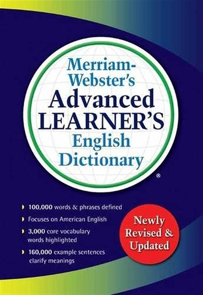 Merriam-Webster's Advanced Learner's English Dictionary (Newly Revised &..
