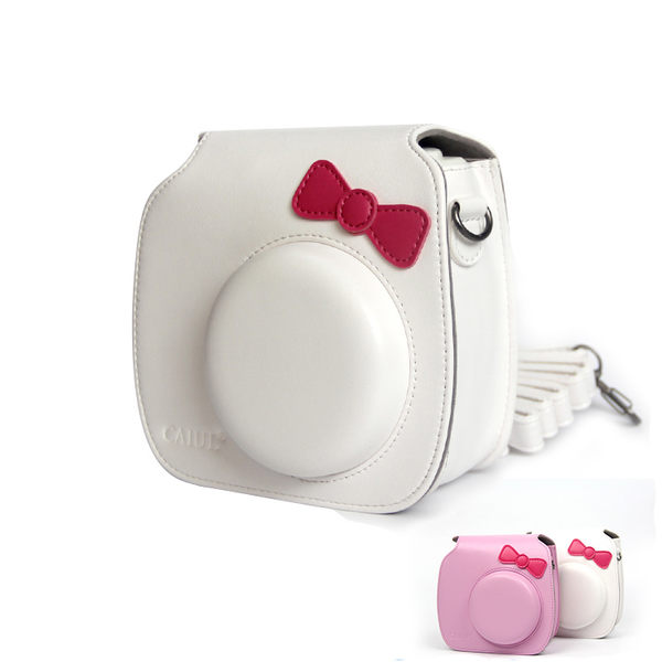 相機套 拍立得相機包 mini7s mini7c專用蝴蝶包kitty相機包相機保護袋【韓國時尚週】