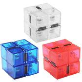 無限魔方 cube抗焦慮解壓骰子發泄神器無聊創意方塊減壓玩具套裝    易貨居