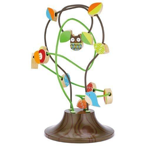 美國SKIP HOP Busy Bead Tree好友森林忙碌的串珠樹