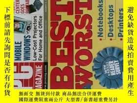 二手書博民逛書店PC罕見Magazine 2003年8月5日 英文個人電腦雜誌 可用樣板間道具雜誌Y14610