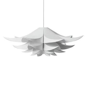 丹麥 Normann Copenhagen Norm 06 Suspension Lamp Large 白色雕塑系列 花顏 吊燈 大尺寸