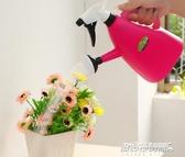 灑水壺澆花壺小型噴壺家用噴水壺園藝養花工具小噴霧器氣壓式澆水 【傑克型男館】