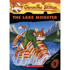 【老鼠記者 MINI MYSTERY】#02: The Lake Monster
