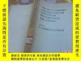 二手書博民逛書店Trends罕見in Theory and Practice o