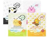 韓國 Dollgorae Skin 淨白保濕緊緻面膜(10片入)盒裝 款式可選【小三美日】