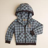 【金安德森】KA戴帽清新格子外套 (共二色)