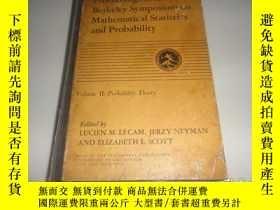 二手書博民逛書店proceedings罕見of the sixth berkel
