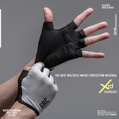 騎行手套 GRC 新款經典款XRD緩震科技機能自行車騎行半指手套 小宅女