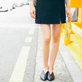 棉質短裙-時尚造型氣質優雅女裙子73hv48【時尚巴黎】