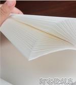 半生半熟宣紙100張書法專用紙作品紙國畫工筆畫初學者專用生宣紙熟(快速出貨)
