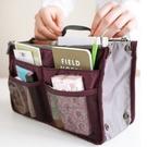包中包加厚雙拉鍊收納包(共10色)