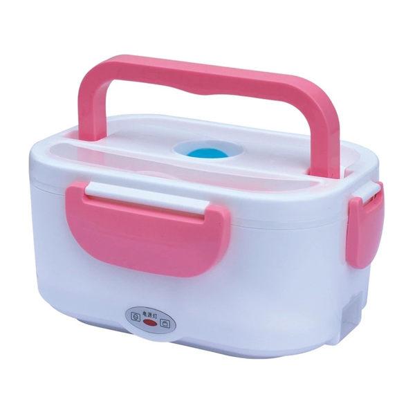 現貨 電熱飯盒插電加熱保溫飯盒迷你午餐便當盒 父親節禮物