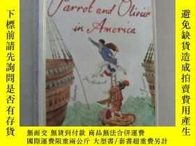 二手書博民逛書店英文原版小說Parrot罕見and Olivier in Ame