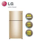 LG | 496L 直驅變頻上下門冰箱 光燦金 GN-BL497GV