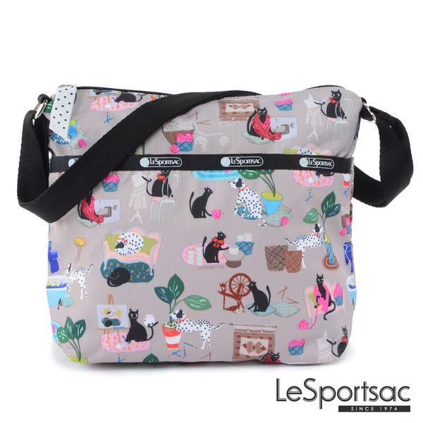 LeSportsac - Standard側背小方包(美食誌) 7562P E197