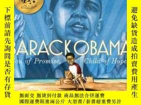 二手書博民逛書店BARACK罕見OBAMA: Son of Promise, C