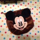 【發現。好貨】迪士尼米奇束口袋 收納袋 化妝包 衛生棉包