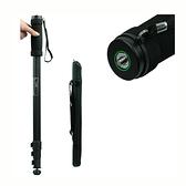 單反相機獨腳架支架攝像機單腳架獨角架可作登山杖適用於佳能配件 ·享家