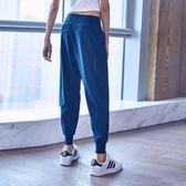 寬鬆休閒瑜伽長褲跑步訓練速干透氣健身褲