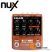 NUX Roctary 高速顫音 & 八度雙音模擬效果器【原廠公司貨一年保固】