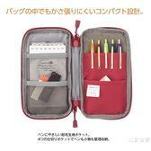 【中秋特惠】學生筆袋便攜式文具盒收納包A-7687商務收納袋