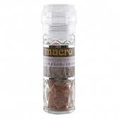 英國Macro喜馬拉雅山岩鹽研磨罐85g