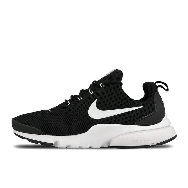 Nike Presto Fly 男 黑 白 運動鞋 魚骨鞋 套襪式 舒適 彈性鞋面 慢跑鞋 休閒鞋 908019002