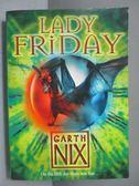 【書寶二手書T4/原文小說_NDD】Lady Friday_Garth Nix