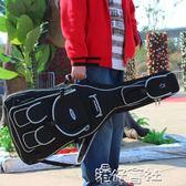吉他袋古典吉他包40/41寸民謠吉他包厚加厚琴包 港仔會社