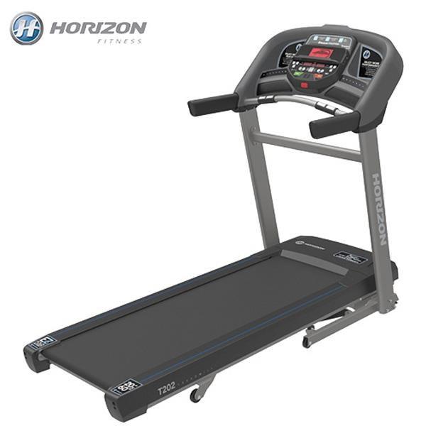 【南紡購物中心】喬山JOHNSON|HORIZON T202 電動跑步機
