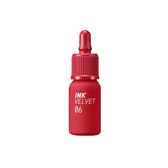 Peripera INK Velvet 天鵝絲絨墨水唇彩 #06-暖陽柿紅 4g