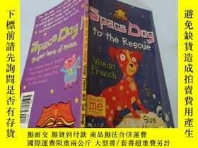 二手書博民逛書店Space罕見Dog to the Rescue:太空狗來營救Y200392