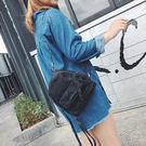 後背包 雙肩包 TOOKI & CO【Z416030】休閒風迷彩印花鉚釘背帶尼龍小包包/雙肩包/後背包-Gowell