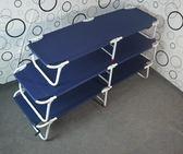 折叠椅午休床可折疊床單人床