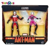 玩具反斗城 漫威Marvel 蟻人6吋兩入公仔組
