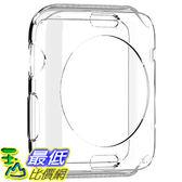 [美國直購] Spigen SGP11495 透明 手錶殼 保護殼 Liquid Crystal Apple Watch Case for Apple Watch 42mm (2015)