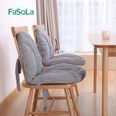 連體坐墊靠墊背女宿舍一體椅子墊冬季加厚保暖靠背椅墊 樂活生活館