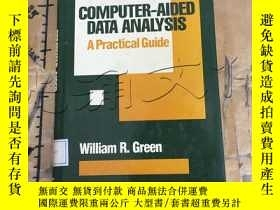 二手書博民逛書店Computer-aided罕見Data Analysis: A