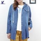 【秋冬新品】American Bluedeer - 前口袋牛仔襯衫