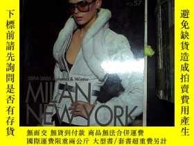 二手書博民逛書店gap罕見press 2004-2005 57Y180897