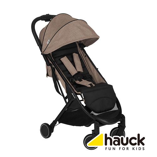 德國hauck Swift 輕量秒收可登機嬰幼兒手推車 法國可可 麗翔親子館