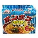 山本PONPOKO 6入拉麵鹽風味522G【愛買】